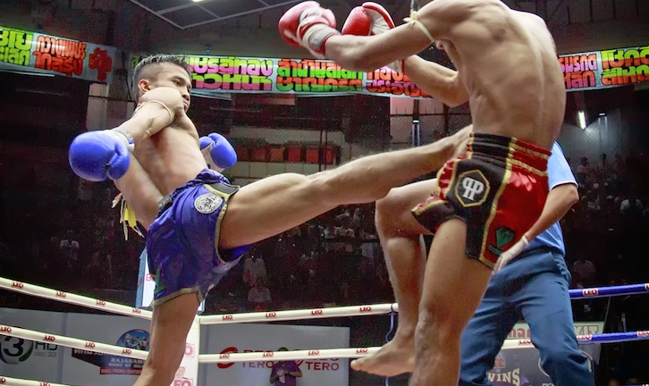 Muay Thai traditions and culture